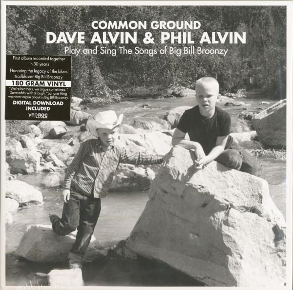 Common Ground (180g Vinyl)