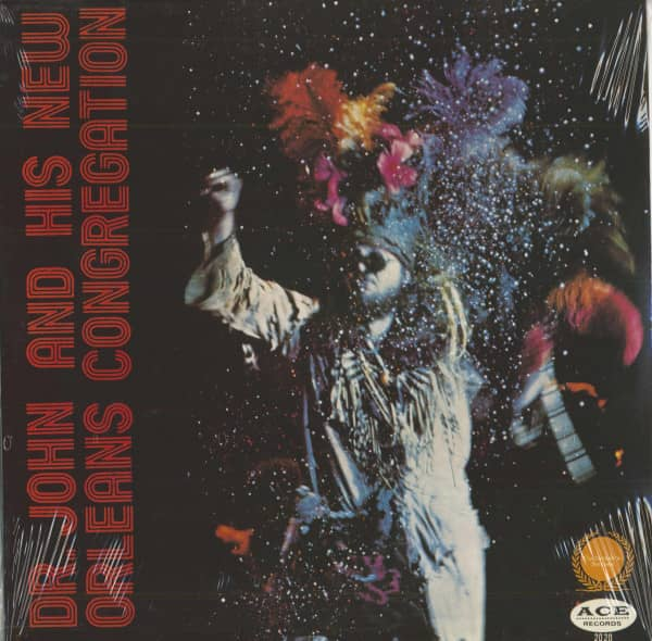Dr. John And His New Orleans Congregation (LP Album)