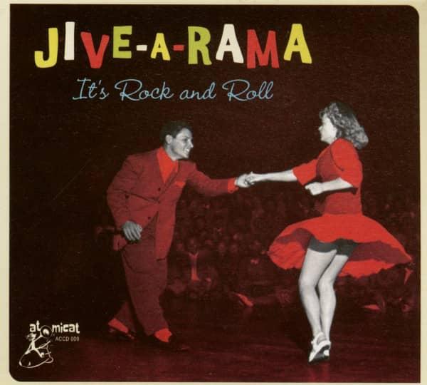 Jive-A-Rama - It's Rock And Roll (CD)