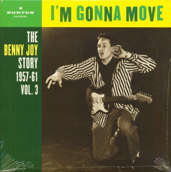 I'm Gonna Move - The Benny Joy Story Vol.3 (LP)