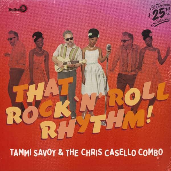 That Rock'n'Roll Rhythm! (LP)