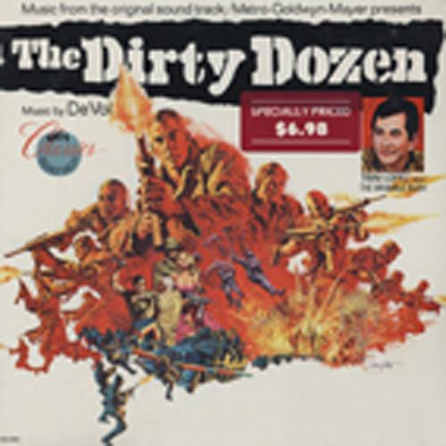 The Dirty Dozen - Soundtrack (LP)