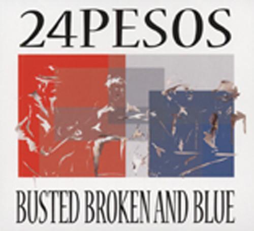 Busted Broken & Blue