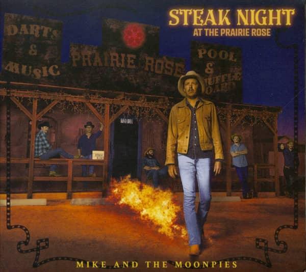 Steak Night At The Prarie Rose (CD)
