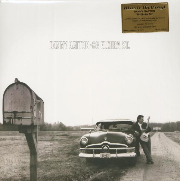 88 Elmira St. (LP, 180g Transparent Vinyl, Ltd. &ampamp; Numbered)