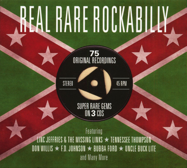 Real Rare Rockabilly (3-CD)