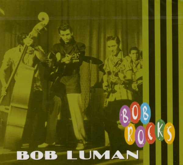 Bob Luman - Bob Rocks