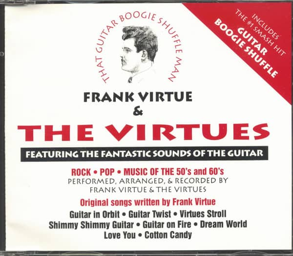 Frank Virtue & The Virtues (CD)