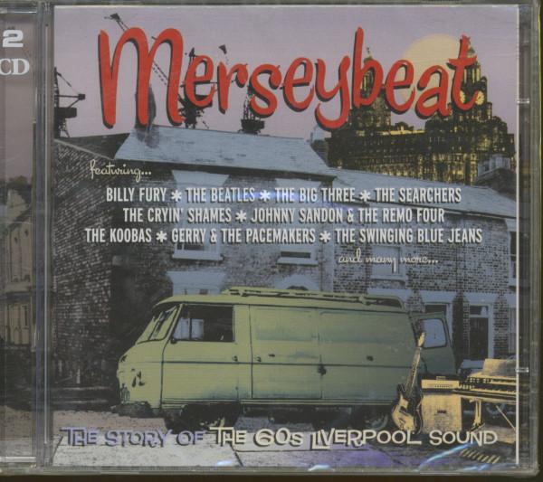 Merseybeat - 60s Liverpool Sound 2-CD