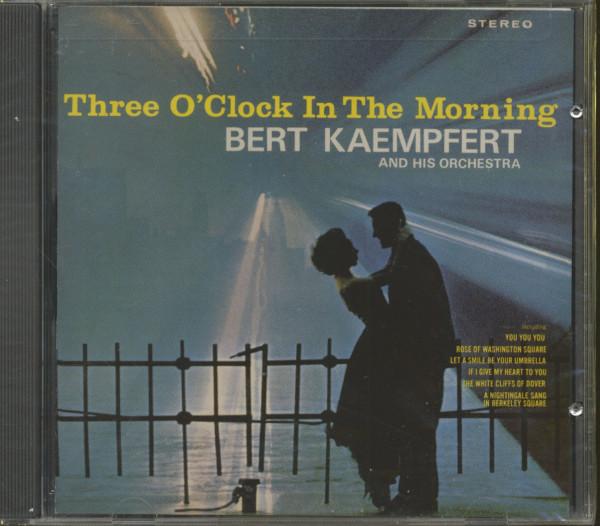 Three O' Clock In The Morning (CD)