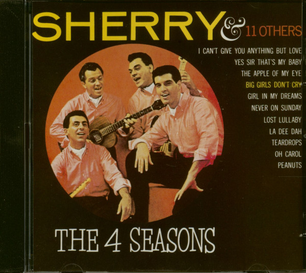 Sherry And 11 Others (CD)