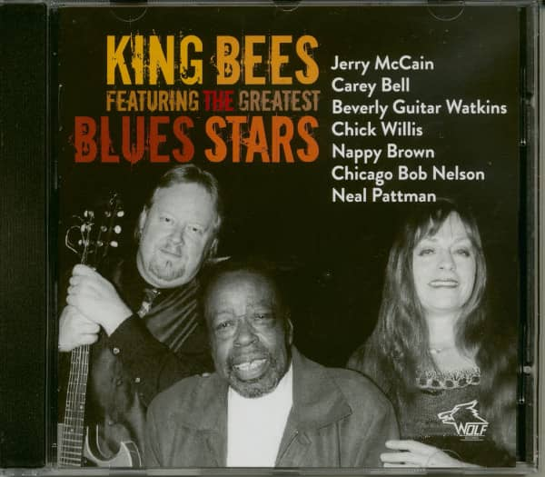 Featuring The Greatest Blues Stars (CD)
