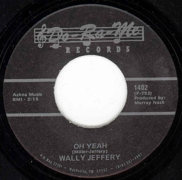 Oh Yeah - Lonely Lonely Heart 7inch, 45rpm