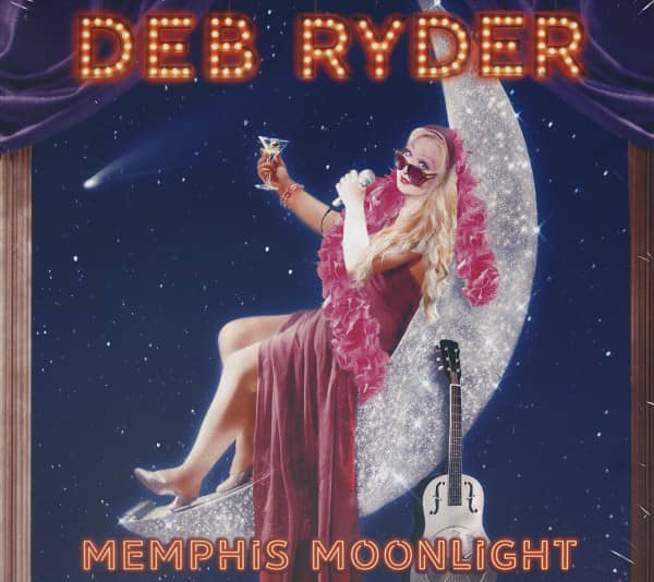 Memphis Moonlight (CD)