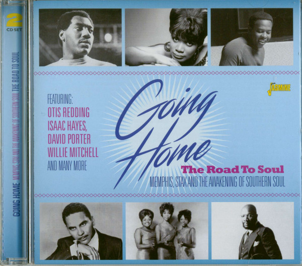 Going Home - The Road To Soul (2-CD)