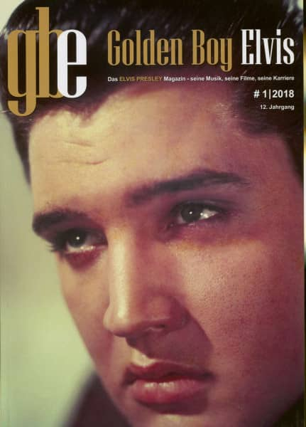 Golden Boy Elvis - Fachmagazin 1-2018