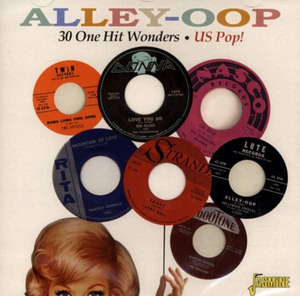 Alley-Oop - 30 One Hit Wonders - US Pop