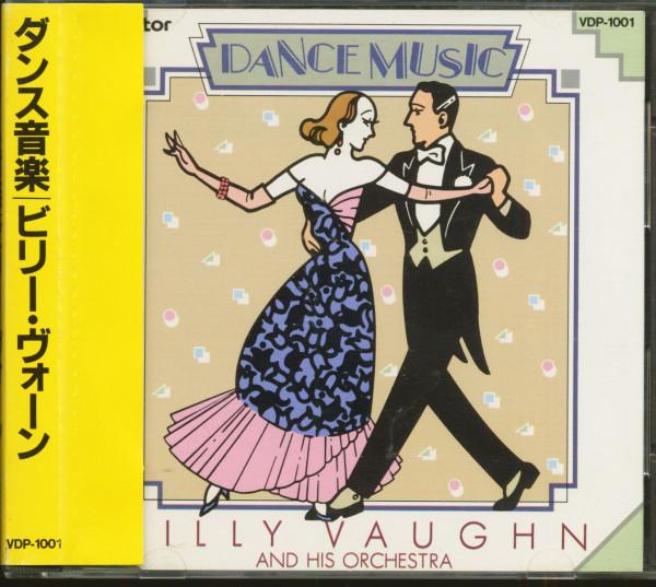 Dance Music (CD, Japan)