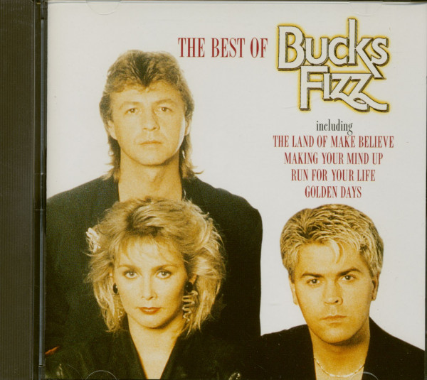 The Best Of Bucks Fizz (CD)