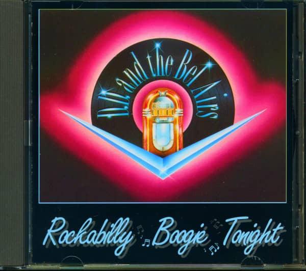 Rockabilly Boogie Tonight (CD)
