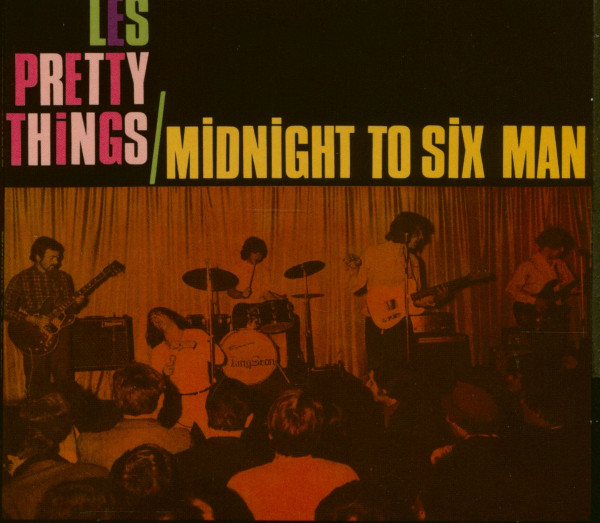 Midnight To Six Man (CD)