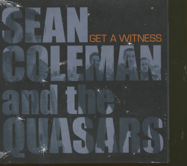 Get A Witness (CD)