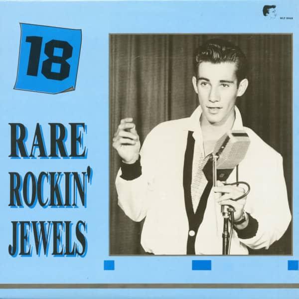 18 Rare Rockin' Jewels (LP)