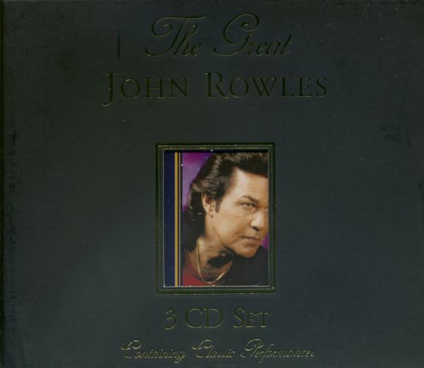 The Great John Rowles (3-CD)
