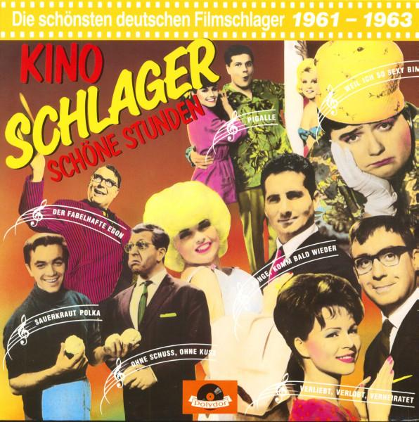 Kino Schlager - Schöne Stunden - 1961-1963 (LP)