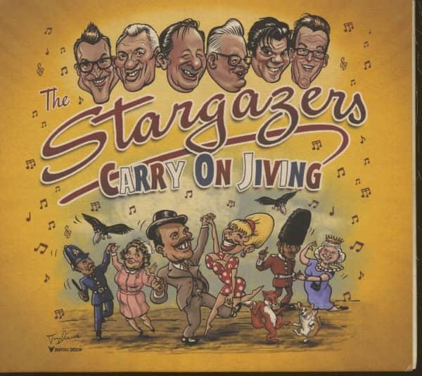 Carry On Jiving (CD)