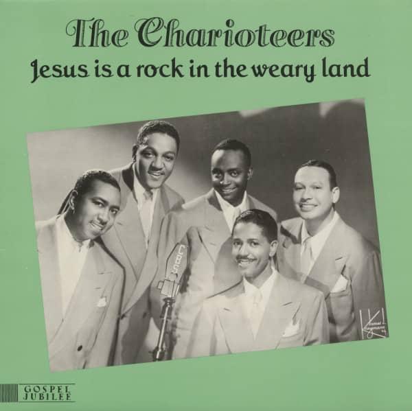 Jesus Is A Rock In The Weary Land (LP)