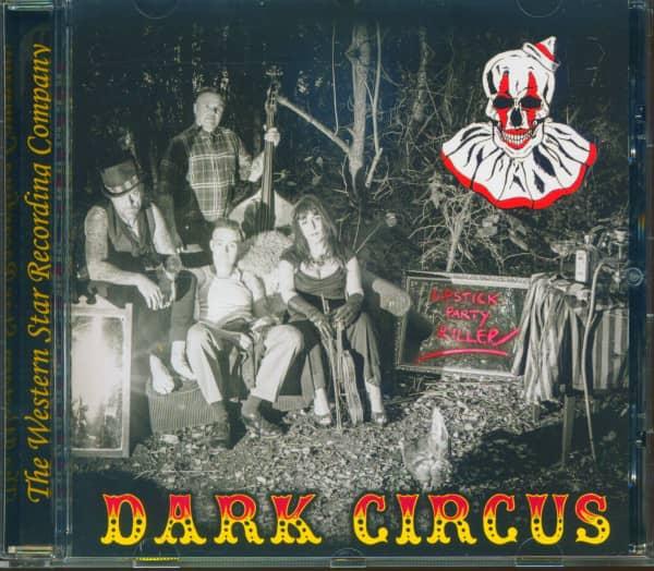 Lipstick Party Killer (CD)