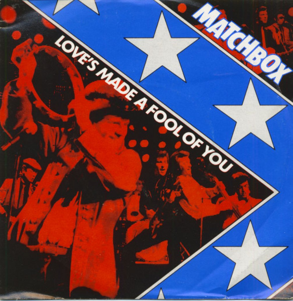 Love's Made A Fool Of You (7inch, 45rpm, PS, SC)
