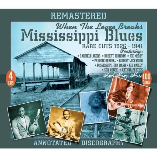 Mississippi Blues (4-CD-Box)