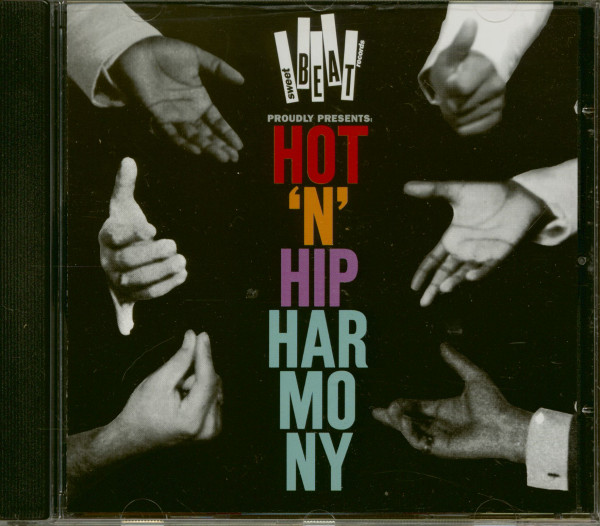 Hot 'n' Hip Harmony (CD)