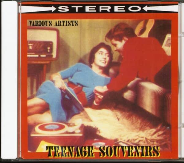 Teenage Souvenirs (CD)