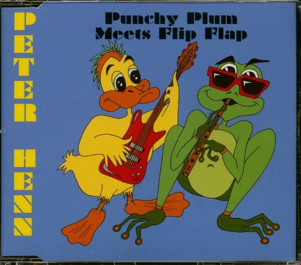 Punchy Plum Meets Flip Flap (CD-Maxi)