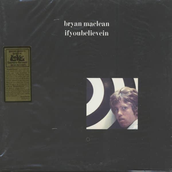 Ifyoubelievein (LP)