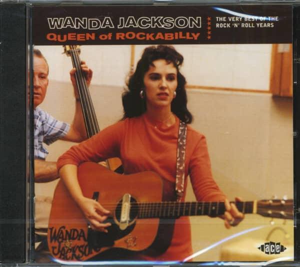 Queen Of Rockabilly (CD)