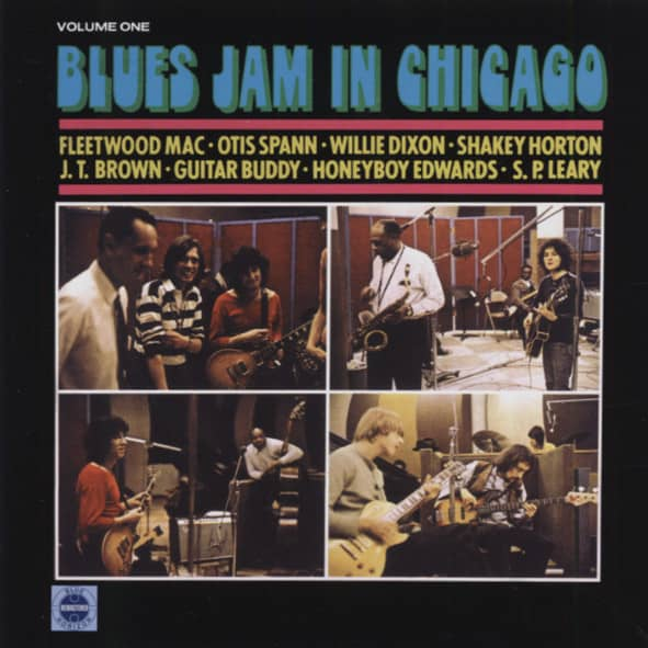 Blues Jam In Chicago Vol.1