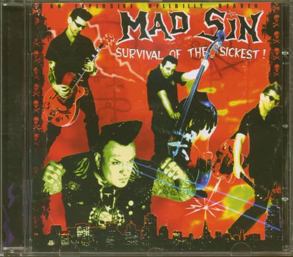 Survival Of The Sickest (CD)