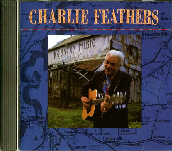 Charlie Feathers (CD)