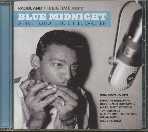 A Live Tribute To Little Walter (CD)