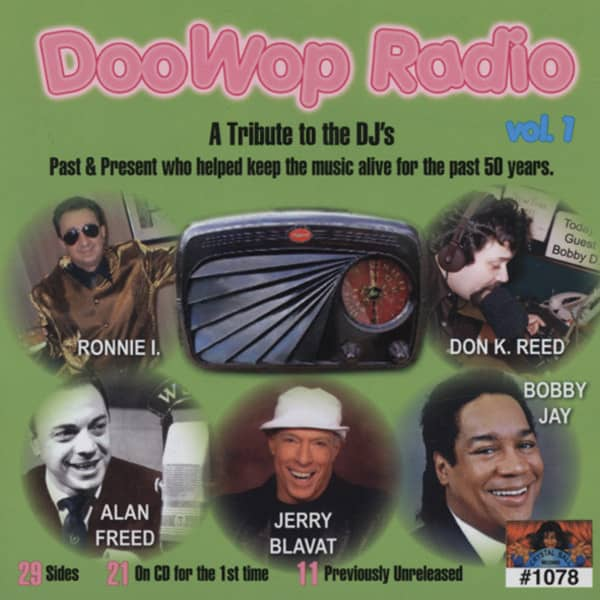 Doo Wop Radio Vol.1