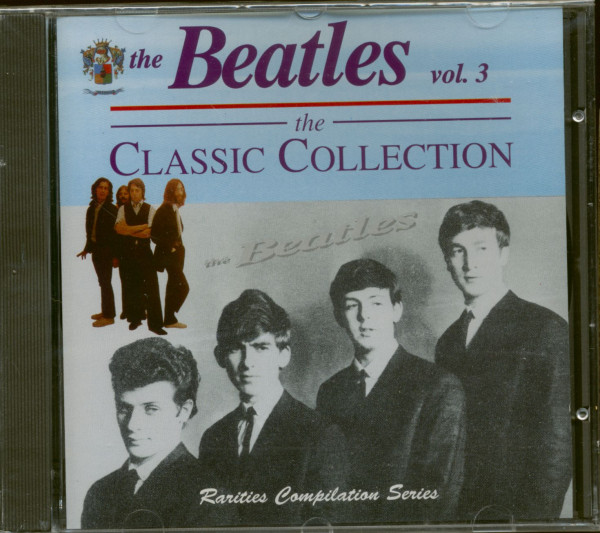 The Beatles Vol. 3 - The Classic Collection (CD)