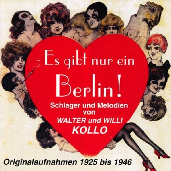 Es gibt nur ein Berlin 2-CD