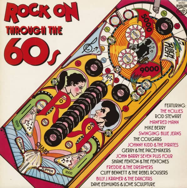 Rock On Through The 60's (LP)