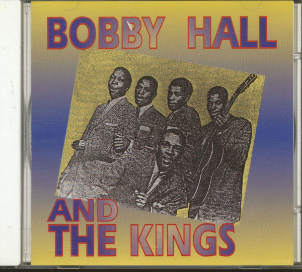Bobby Hall & The Kings (CD)