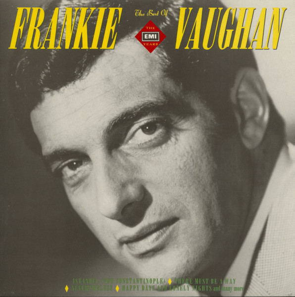 The Best Of Frankie Vaughan - The EMI Years (LP)