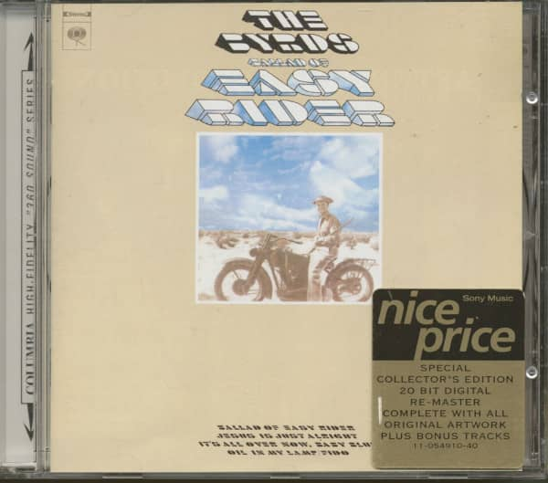 Ballad Of Easy Rider...plus (CD)